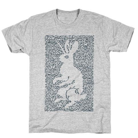 Hidden Jackalope T-Shirt