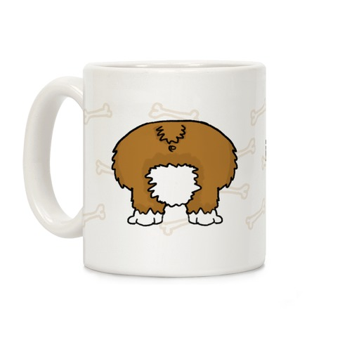 Corgi Butt Coffee Mug