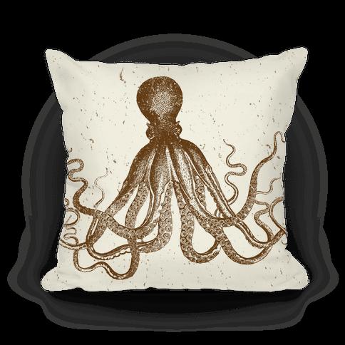 Vintage Octopus (Cream)