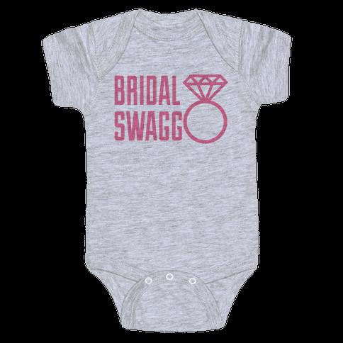 Bridal Swag Baby Onesy