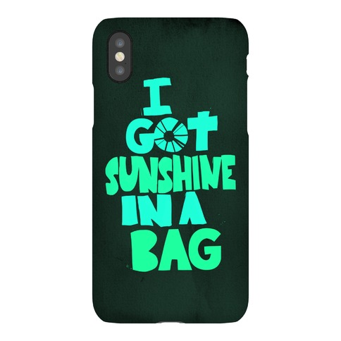 Sunshine in a Bag Phone Case