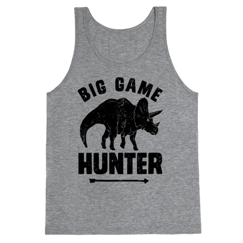 Big Game Hunter Tank Top