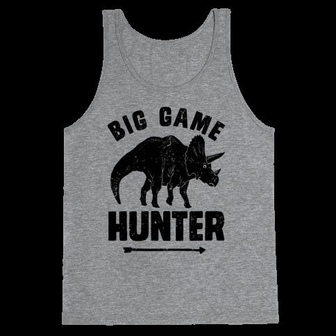 Big Game Hunter Tank Top