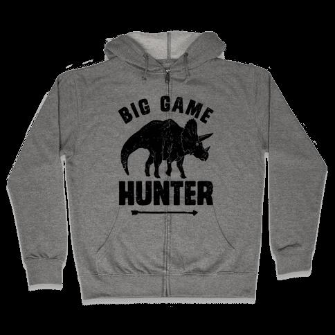 Big Game Hunter Zip Hoodie
