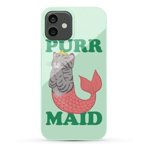 Purr Maid Phone Case
