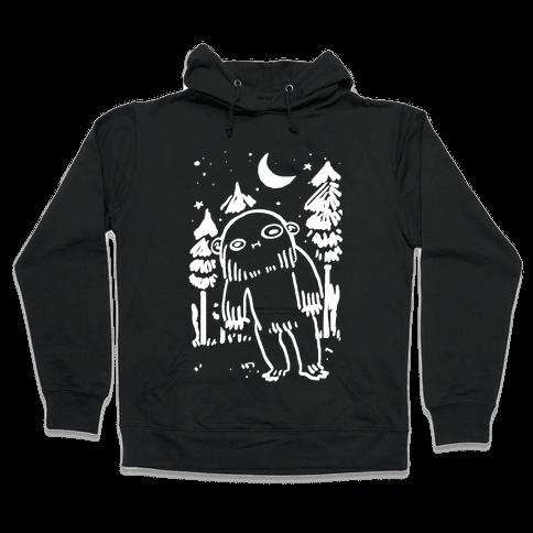 Yeti Spagetti Hooded Sweatshirt