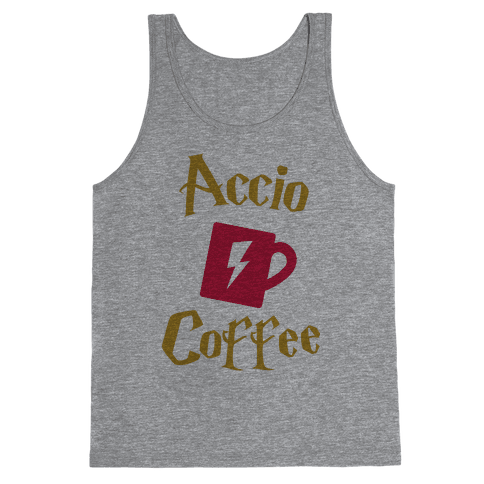 Accio Coffee Tank Top
