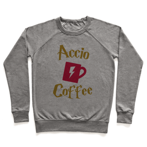 Accio Coffee Pullover