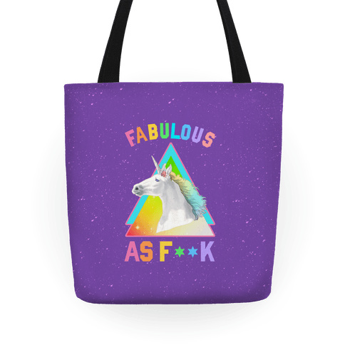 Fabulous As F**k Tote
