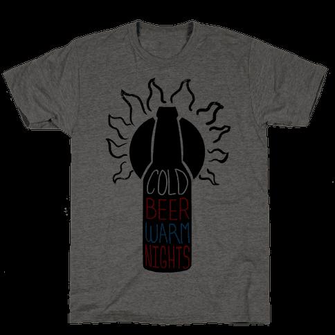 Cold Beer; Warm Nights
