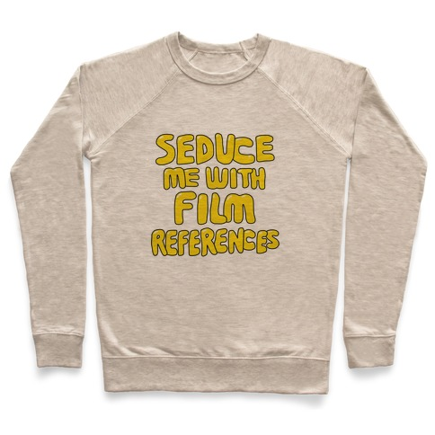 Film References Pullover