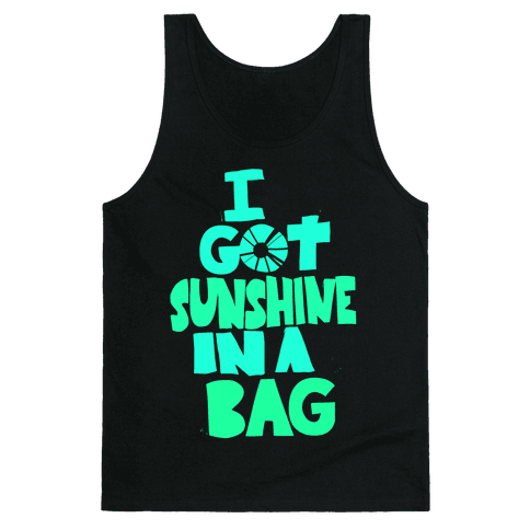 Sunshine in a Bag Tank Top