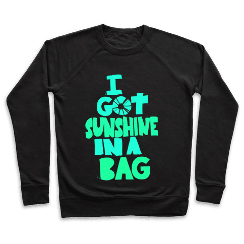 Sunshine in a Bag Pullover