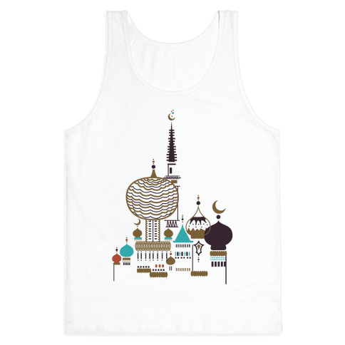 Russian Cathedral Tank Top