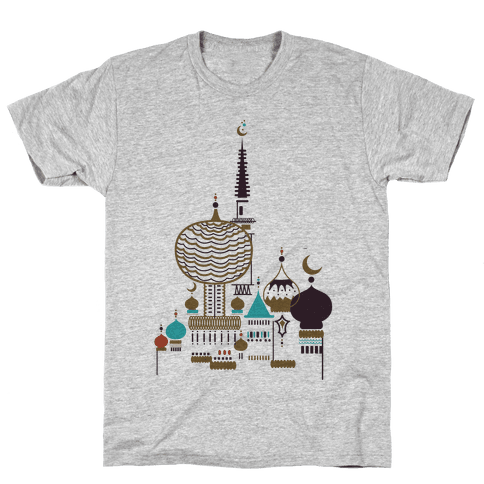 Russian Cathedral Mens T-Shirt