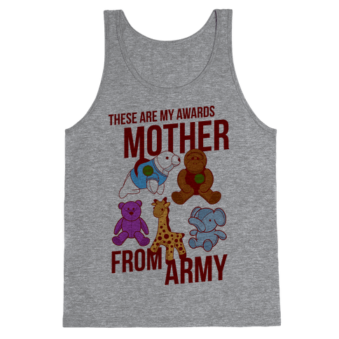 These Are My Awards, Mother Tank Top