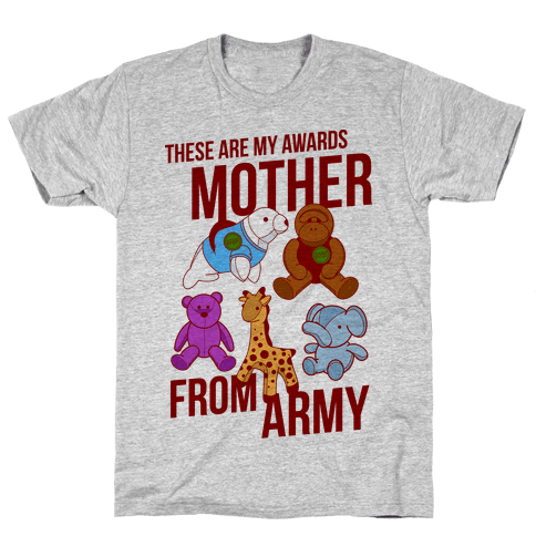 These Are My Awards, Mother Mens T-Shirt