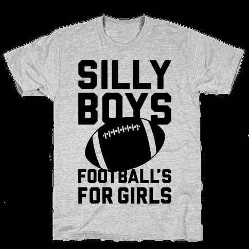 Silly Boys Mens T-Shirt