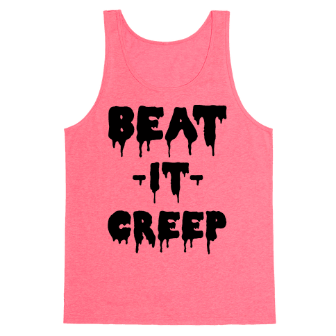 Beat It Creep Tank Top