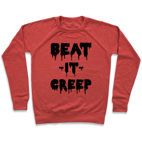 Beat It Creep Pullover