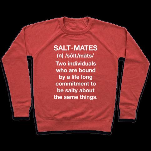 Salt Mates Pullover