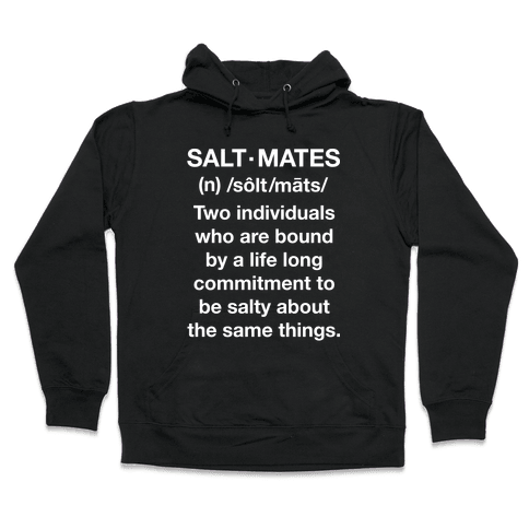 Salt Mates Hooded Sweatshirt
