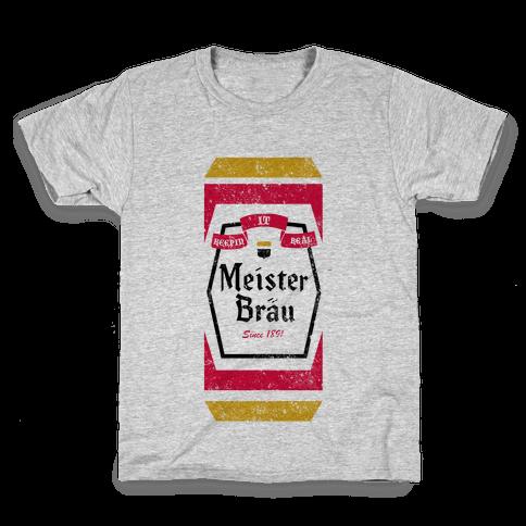 Meister Brau Vintage Kids T-Shirt