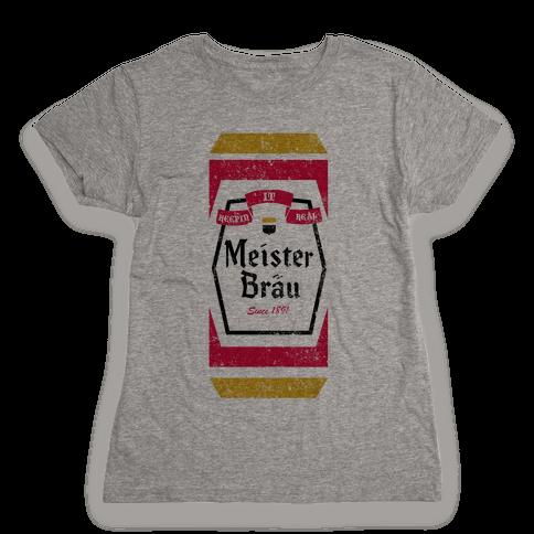 Meister Brau Vintage Womens T-Shirt