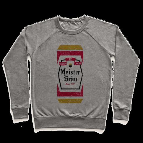 Meister Brau Vintage Pullover