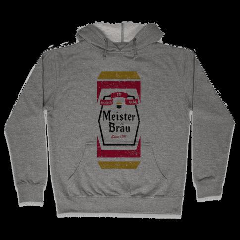 Meister Brau Vintage Hooded Sweatshirt