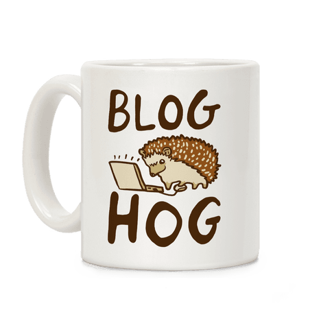 Blog Hog Coffee Mug