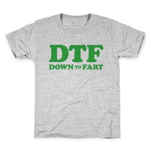 Down To Fart Kids T-Shirt