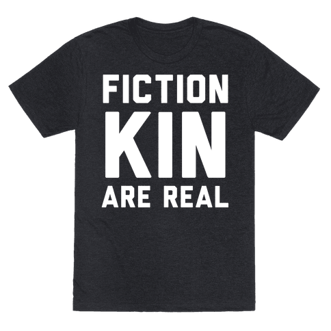 Fictionkin Are Real