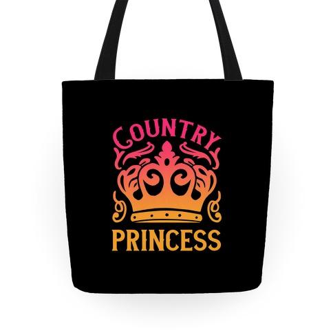 Country Princess Tote