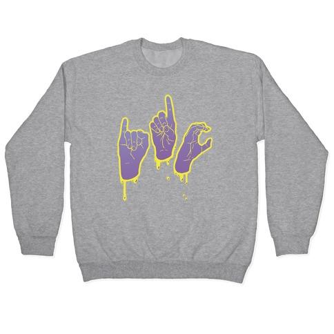 IDC (ASL) Pullover