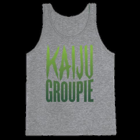 Kaiju Groupie Tank Top