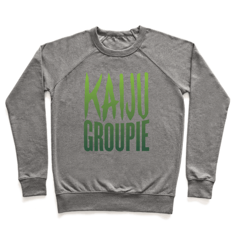 Kaiju Groupie Pullover
