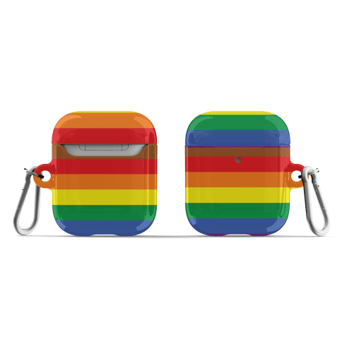 Gay Pride Flag AirPod Case