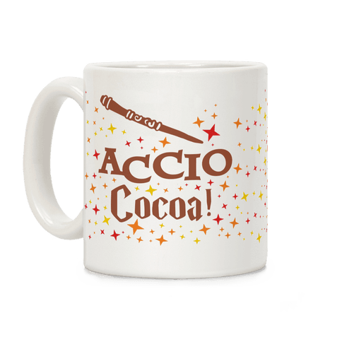 Accio Cocoa! Coffee Mug