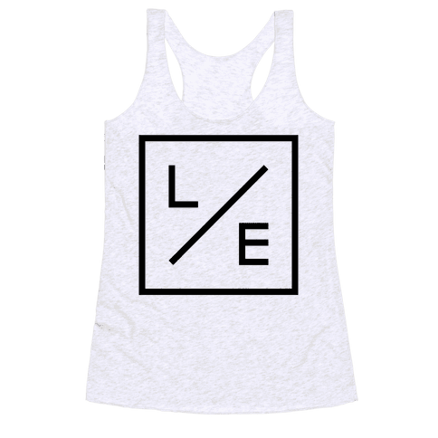 Lie Racerback Tank Top