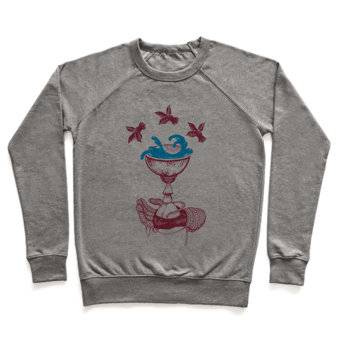 Ace Of Cups Pullover