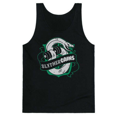 SlytherGAINS Tank Top
