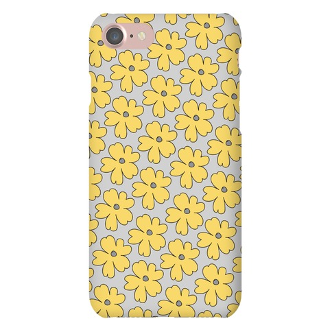 Yellow Flower Case Phone Case