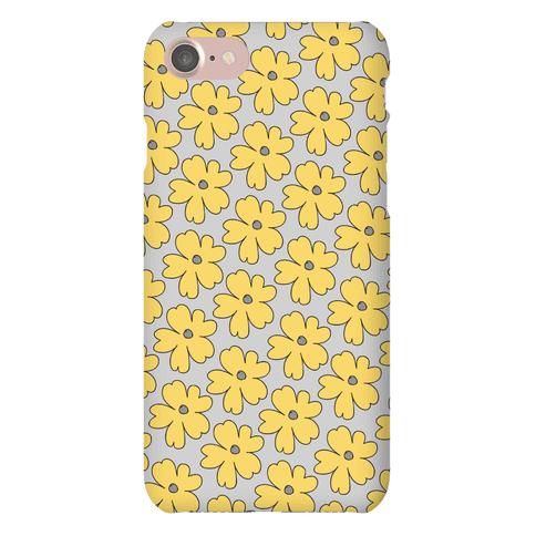 Yellow Flower Case Phone Case