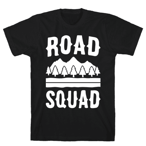 Road Squad Mens T-Shirt