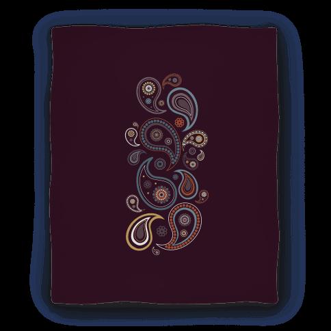 Paisley Blanket Blanket
