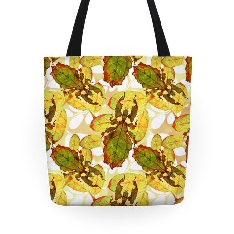 Phylliidae Walking Leaf Tote
