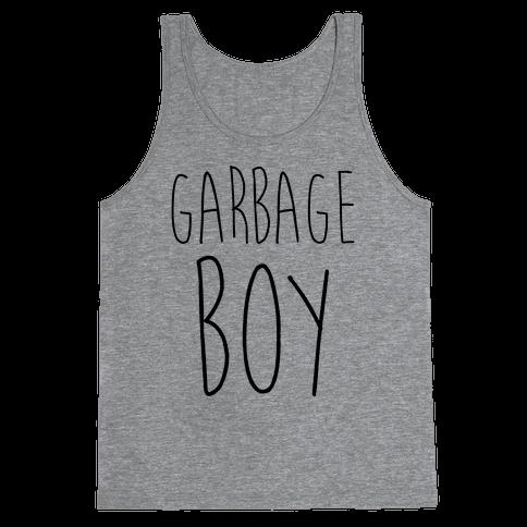 Garbage Boy Tank Top
