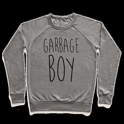 Garbage Boy Pullover