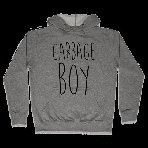 Garbage Boy Hooded Sweatshirt